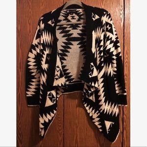Kadence Aztec pattern sweater